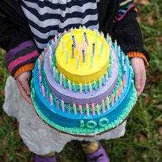 Must do this!! 100th day celebration