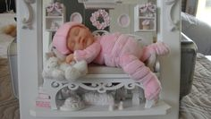 Quadrinho com iluminacao bebe Anne Gueddes. R$ 590,00