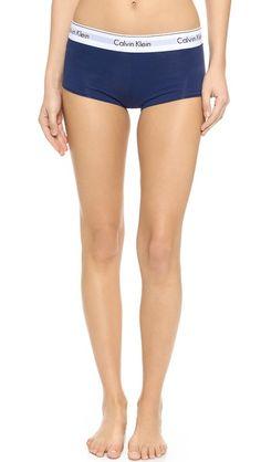 Calvin Klein Underwear: Modern Cotton Short $22.00