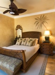 palm themed beddingBeautiful Tropical Palm Tree Bedding to Make