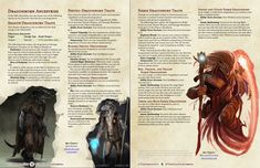 [OC][Homebrew] Dragonborn Ancestries | Shadow, Pseudo-, and Faerie Dragon Ancestries to spice up your Dragonborn - DnD Dungeons And Dragons Cleric, Dungeons And Dragons Board, Dungeons And Dragons Homebrew, Dungeons And Dragons Characters, Dnd Characters, Warlock Dnd, 5e Races, Dnd Dragonborn, Dnd Stats