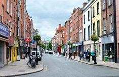 Photo: Pól Ó Conghaile Fun Facts About Ireland, Ireland Facts, Dublin Ireland, Ireland Travel, Dublin Street, Busy City, Black Sheep, Where To Go, Travel Destinations