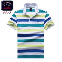 Paul&shark polos t-shirts, short sleeve cotton tops, brand shop Paul Shark, Mens Flannel, Baby Kids Clothes, Polo Shirts, Branded T Shirts, Wardrobes, Men's Style, Knits, Surfing