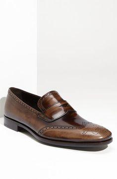 Love men's shoes! Prada