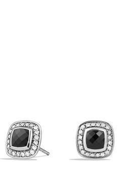 David Yurman 'Albion' Petite Earrings with Diamonds | Nordstrom