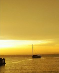 Fire island ny sunset