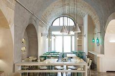 Pescheria con cottura, Lecce