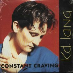 KD Lang K D Import CD Single Different PS Contant Craving New | eBay