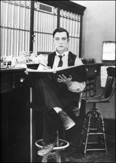 Buster Keaton. One of the Best.
