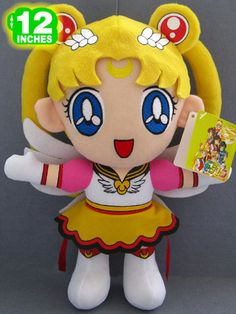 Sailormoon Tsukino Usagi Plush Doll SMPL0070 | 123COSPLAY | Anime Merchandise Shop Free Shipping From China | Anime Wholesale