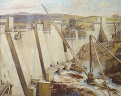 Charles Oppenheimer (1875-1961) - Art in Concrete, 1933