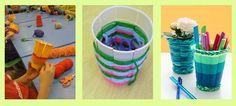 Játék az unokával: 8 kreatív ötlet a maradék fonalak felhasználására - Ezeket készítsd el a gyerekkel!
