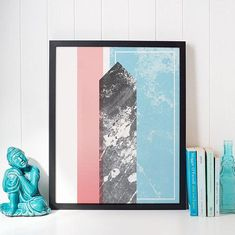 One thing to find the perfect print, the one you are drawn to it, the one that speaks volumes to you and you somehow know that 'this is the one.