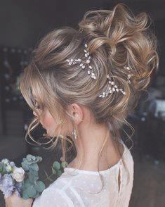 10 Hochsteckfrisuren für mittellanges Haar aus Top-Salon Stylisten ... | Frauen Haare |