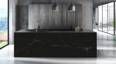 Compac's quartz surface collection is based on natural patterns and forms