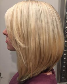 70 Best A-Line Bob Hairstyles Screaming with Class and Style Long Platinum A-line Hair Cut Angled Haircut, Angled Bob Haircuts, Line Bob Haircut, Choppy Bob Hairstyles, A Line Hairstyles, Pixie Haircuts, Medium Hairstyles, Braided Hairstyles, Wedding Hairstyles