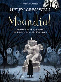 Moondial - Books are a brilliant idea for Christmas gifts for children. Here are some brilliant time travel books that kids who are into Dr Who and other time travellers will love. Book Art, Book Cover Art, Book Cover Design, Book Design, Design Design, Graphic Design, Layout Design, Print Design, Beautiful Book Covers
