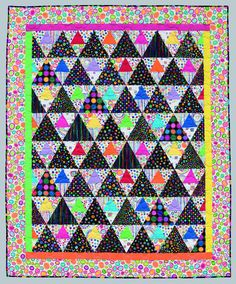 """Dreaming of Pyramids """"Images fromSplash of Colorby Jackie Kunkel, Martingale, 2015; used by permission. Photos by Brent Kane. All rights reserved."""""""