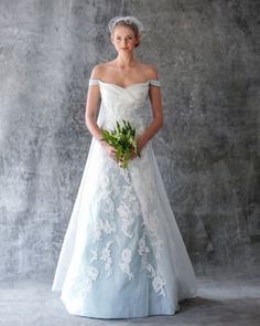 Spring 2015 Wedding Dress Trends We Love  | Click To See More