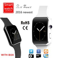 Bluetooth Smart Watch Support TF SIM Card  Camera Smartwatch For iPhone Android Phone Wearable Devices PK GT08 smart electronics