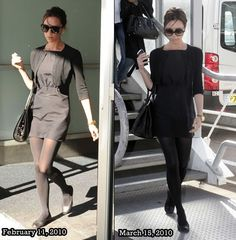 chiclifestyleofewelina: Style tips according to Victoria Beckham