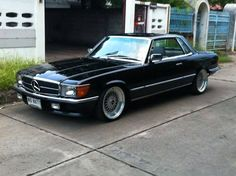 Mercedes Benz – One Stop Classic Car News & Tips Mercedes Slc, Custom Mercedes, Mercedes Benz Coupe, Mercedes W126, Classic Mercedes, Mercedez Benz, Cabriolet, Custom Cars, Cool Cars