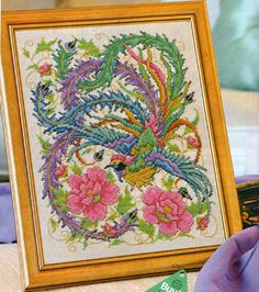 Find More Information about DIY Needlework Set Small Cross Stitch Kit cross210 1…