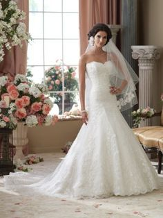 David Tutera - Style Gretna 114283 [Gretna] - $1,797.00 : Wedding Dresses, Bridesmaid Dresses, Prom Dresses and Bridal Dresses - Your Best Bridal Prices