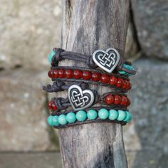 Celtic Heart Bracelet