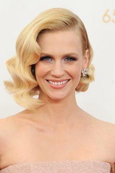 Red Carpet Beauty & Hair 2013: Oscars Emmys Golden Globes (Vogue.com UK)