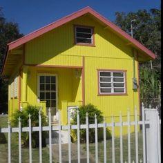 Casita de campo Barrio La Plata, Lajas PR Mis Tios son los Propietarios de esta bella casita. Desde pequeña me encanta ir allí.