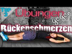 Rückenschmerzen selbst behandeln - Beste Übungen - Nackenschmerzen & Blockaden lösen - YouTube