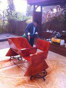 Picture of Sanding and Paint