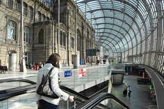 Gare de Estrasburgo – França As estações de trem mais impressionantes do mundo