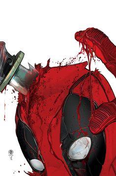 Deadpool by Leo Colapietro *