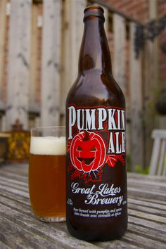 I want to try this!!!  GLB Pumpkin Ale #beer