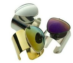 Luxury Fashion From Recycled Eyeglass Lenses #eyeglass Lens Rings