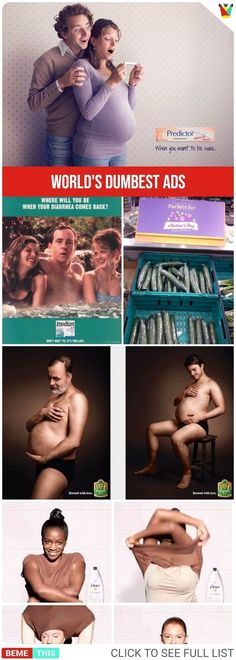 World's Dumbest Ads #funnypics #funnypictures #epicfail #ads #marketingfails #humor #advertisement #advertisementfails #dumbestads #funnyadvertisement #bemethis
