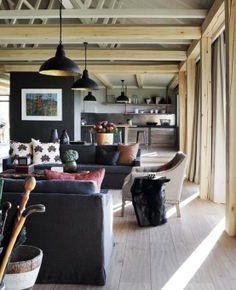 Interiors by Ruth Duke - farmhouse in Dargle Valley, KZN, South Africa