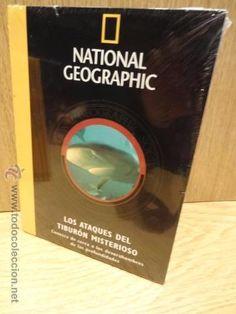 LOS ATAQUES DEL TIBURÓN MISTERIOSO. ED / NATIONAL GEOGRAPHIC. DVD PRECINTADO.