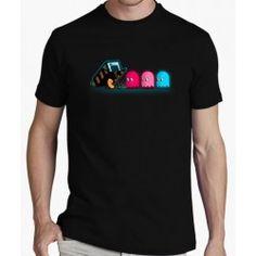 Camiseta Trampa Fantasma