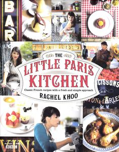 The Little Paris Kitchen - tiny apartment converts to a restaurant for two.