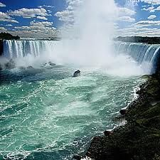 i wouldn't mind going again: niagara falls