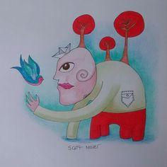 Buen inicio de semana a todos. By #ScottNeri www.scottneri.com #arte #yoartista #ElArteDelImaginista #ScottNeriElArteDelImaginista #art #mexicanart