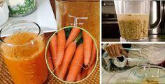 Si sientes las piernas cansadas o hinchadas y/o padeces de varices, este batido es ideal para ti. ¿Qué necesitas? Una zanahoria. Dos rodaja de piña. Un vaso de agua. 2 varitas de apio. Unas ramitas de perejil. Procedimiento: Lava bien todos los alimentos. Colócalos en la licuadora junto al vaso de agua. Bate hasta que todo quede bien …