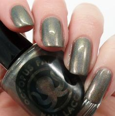 Octopus Party Nail Lacquer - Death & Taxes