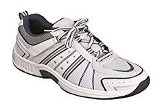 6bfa5b79ee8 Orthofeet Monterey Bay Comfort Diabetic Wide Arthritis Orthotic Mens  Sneakers Velcro White Synthetic 10 XXW US    You can find out more details  at the link ...
