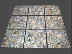 Vintage Tiles Photo Credit Herzundblutcom Tiles Pinterest - Alte mosaik fliesen