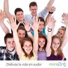 #StayDryWithMiraDry #RaiseYourHands #miraDry