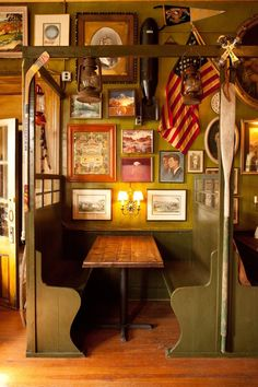 Bar at Liberty of Rhinebeck, New York. Liberty of Rhinebeck is a landmark restaurant and bar serving the best of the Hudson Valley.